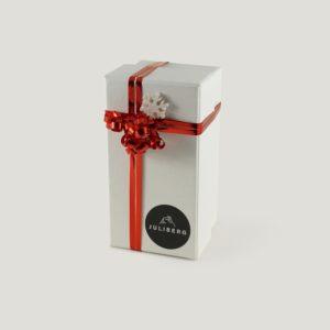 Geschenkverpackung Gewürzmühle Stülpschachtel - Version Premium mit dickem Karton
