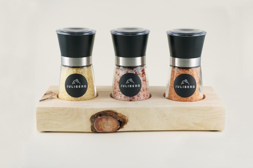 JULIBOARD - BIO Chili-Salz Mischungen in Top Premium Qualität. Verarbeitet von frischen BIO Chilis aus der Region.