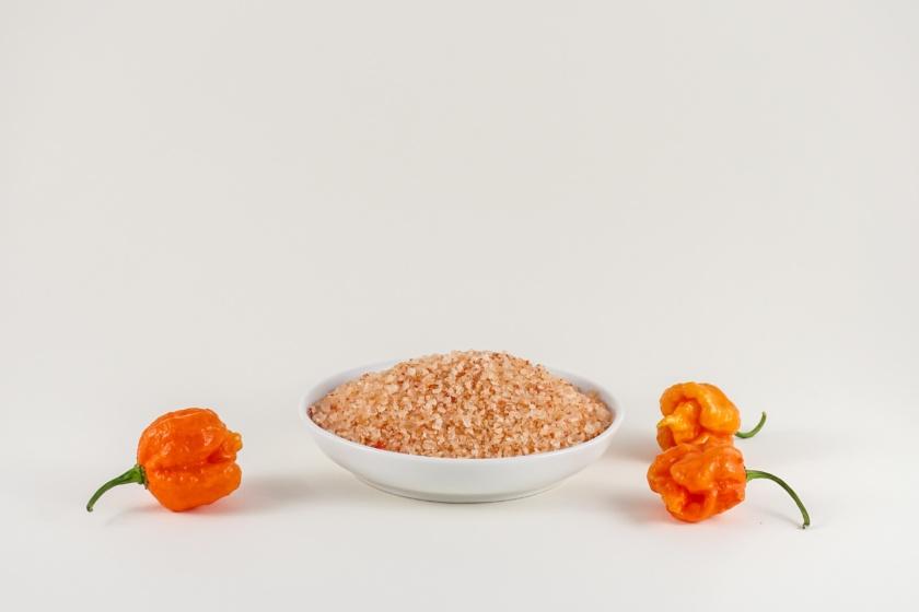 Bio Chili kaufen. Bio Chilisalz kaufen. Bio Chili Salz kaufen. Frisch verarbeitet von JULIBERG