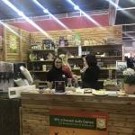 JULIBERG Produkte am Bio Austria Stand auf der Biofach 2019 in Nürnberg