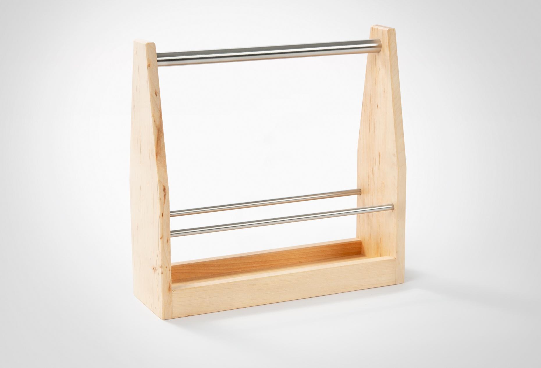 Holztragerl 4 für Design Premium Mühlen - JULIBERG