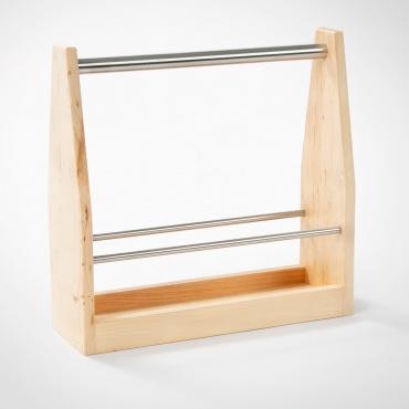 Holztragerl für Design Premium Mühlen