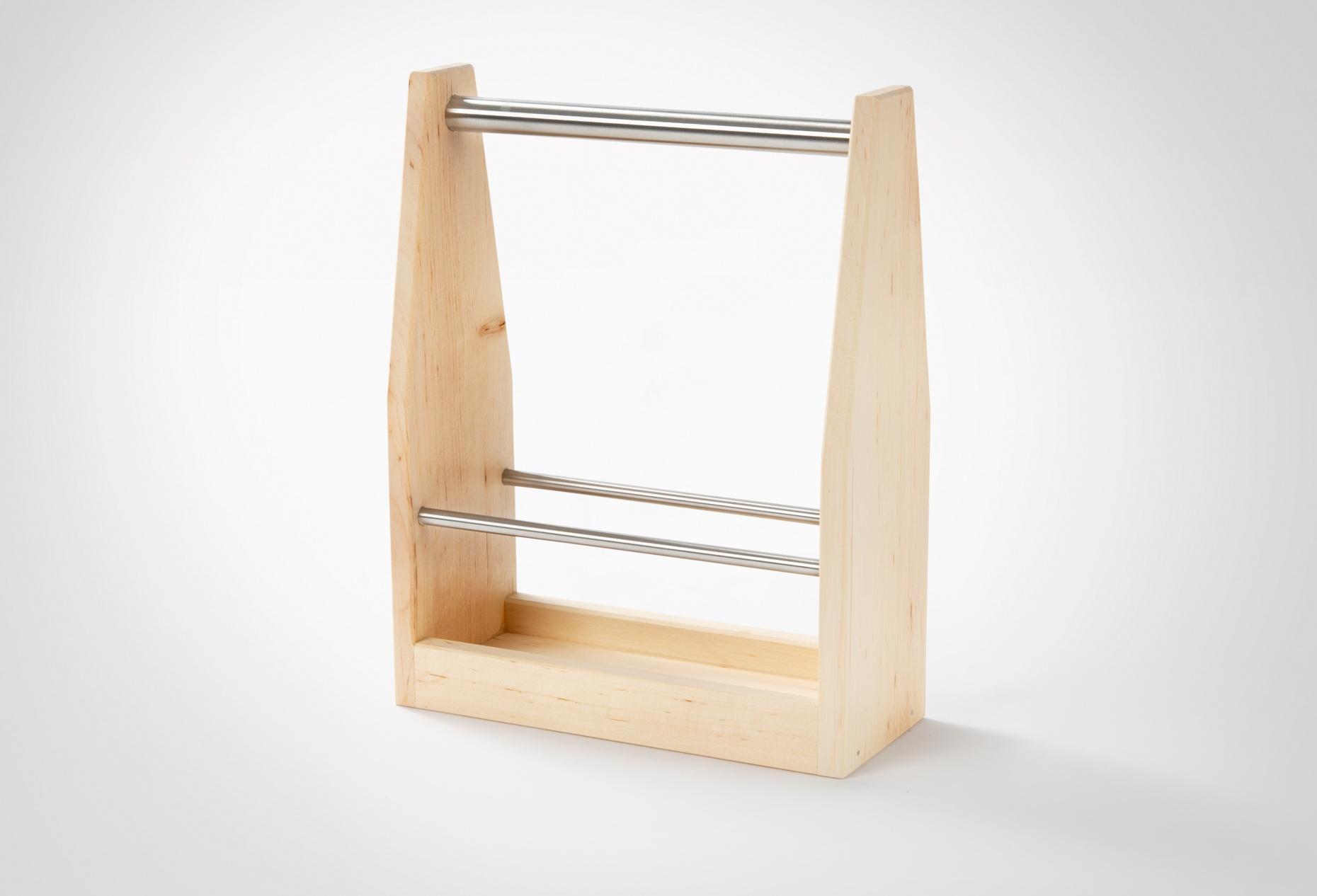Holztragerl 3 für Design Premium Mühlen - JULIBERG
