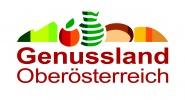 Genussland Oberösterreich OÖ - Logo JULIBERG.AT